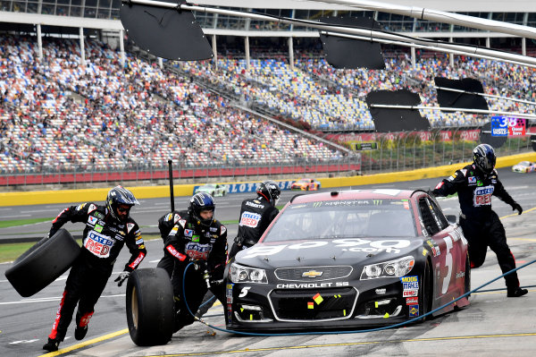 Monster Energy NASCAR Cup Series Bank of America 500 Charlotte Motor Speedway, Concord, NC Sunday 8 October 2017 Kasey Kahne, Hendrick Motorsports, Road to Race Day Chevrolet SS World Copyright: Rusty Jarrett LAT Images