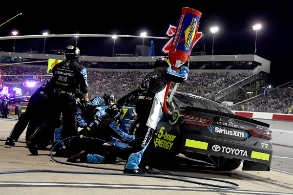 Monster Energy NASCAR Cup Series Federated Auto Parts 400 Richmond Raceway, Richmond, VA USA Sunday 10 September 2017 Erik Jones, Furniture Row Racing, SiriusXM Toyota Camry World Copyright: Rusty Jarrett LAT Images