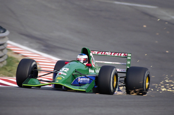 Spa 1991 remembered as Mick Schumacher completes first F1 test