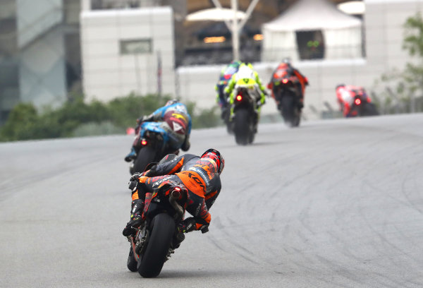 2017 MotoGP Championship - Round 17 Sepang, Malaysia. Sunday 29 October 2017 Bradley Smith, Red Bull KTM Factory Racing World Copyright: Gold and Goose / LAT Images ref: Digital Image 26453