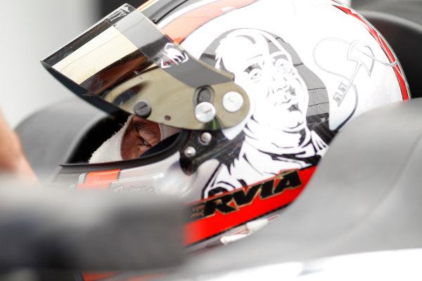Qualifying Sessions. Oriol Servia (SPA)/Dragon Racing - Spark-Renault SRT_01E  FIA Formula E World Championship. Buenos Aires, Argentina, South America. Saturday 10 January 2015.  Copyright: Adam Warner / LAT / FE ref: Digital Image _A8C1645