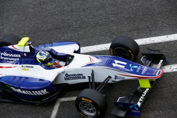 2014 GP3 Series Test 1. Estoril, Portugal.  Thursday 19 March 2015. Jimmy Eriksson (SWE, Koiranen GP)  Photo: Sam Bloxham/GP3 Series Media Service. ref: Digital Image _SBL0606