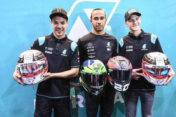 Franco Morbidelli, Petronas Yamaha SRT, Hamilton, Fabio Quartararo, Petronas Yamaha SRT.