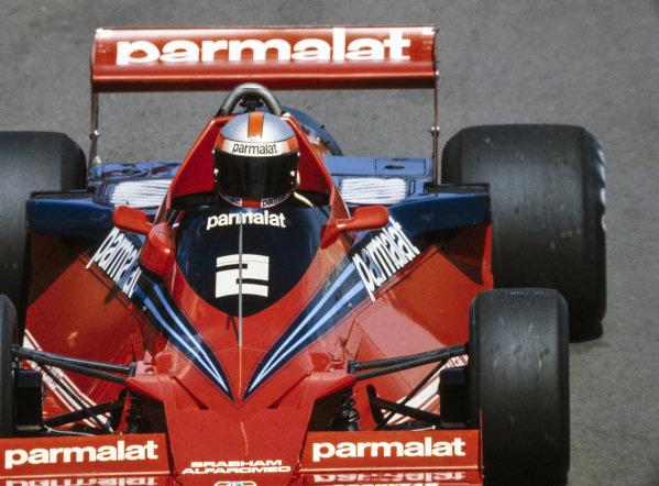 John Watson, Brabham BT46B Alfa Romeo.