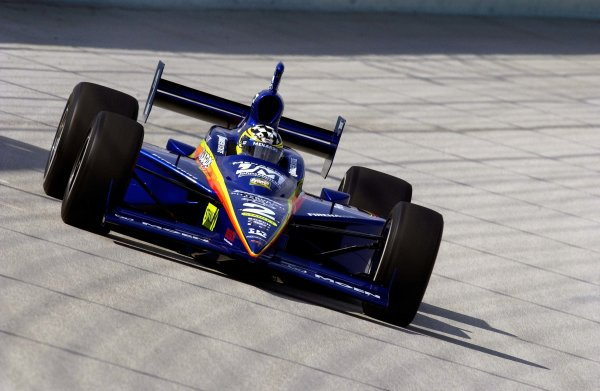 2003 IRL IndyCar Homestead, 2/28-3/2,2003, Homestead-Miami Speedway, USAJaques Lazier.World Copyright-F Peirce Williams 2003 LAT Photographicref: Digital Image Only