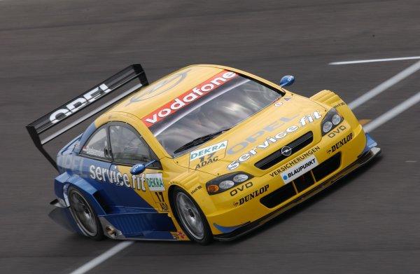 2003 DTM ChampionshipAdria, Italy. 10th - 11th May 2003World Copyright: Andre Irlmeier/LAT Photographic