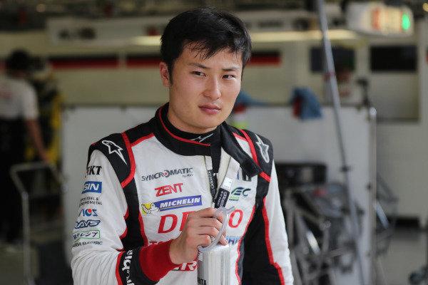 Kenta Yamashita - Toyota Gazoo Racing