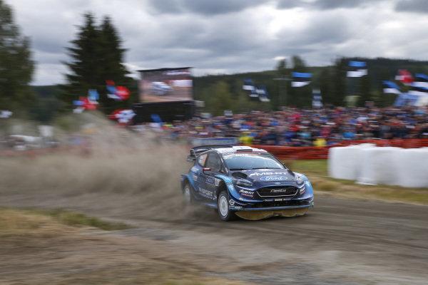 Teemu Suninen (FIN), M-Sport Ford WRT, Ford Fiesta RS 2019