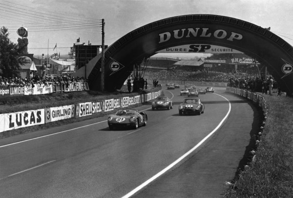 Le Mans, France. 15-16 June 1963.