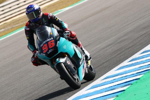 Jake Dixon, Petronas Sprinta Racing.