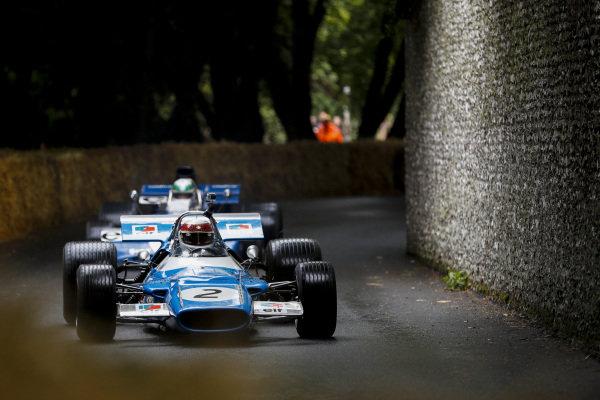 Sir Jackie Stewart, BRM P261