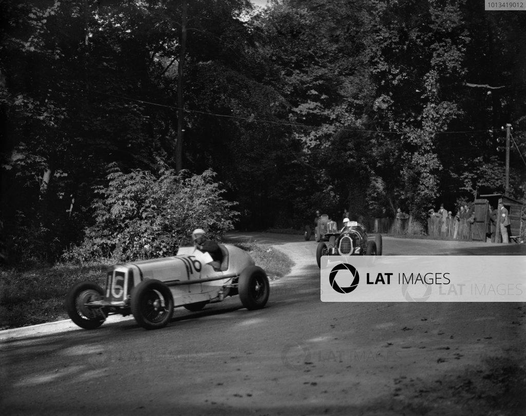 1936 Donington Grand Prix.
