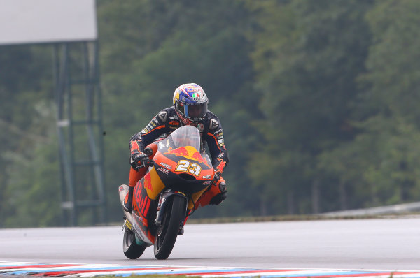 2017 Moto3 Championship  - Round 10 Brno, Czech Republic Friday 4 August 2017 Niccolo Antonelli, Red Bull KTM Ajo World Copyright: Gold and Goose / LAT Images ref: Digital Image 683746