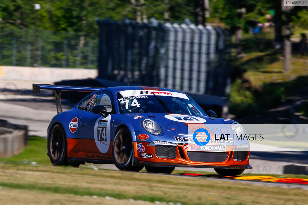 Round 4 - Road America, Wisconsin, USA