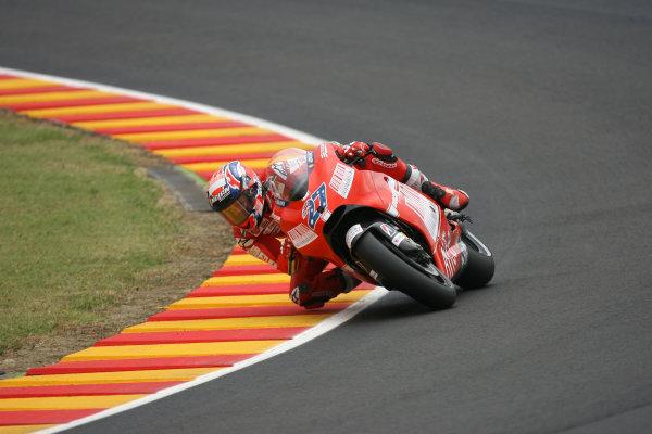 Gran Premio D'Itali Alice.Mugello, Italy. 31st May 2009.Casey Stoner Ducati Marlboro Team.World Copyright: Martin Heath/LAT Photographicref: Digital Image BPI_Moto 8k3u