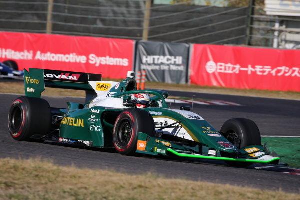 Kazuki Nakajima ( #36 VANTELIN TEAM TOM'S ), Dallara SF Toyota, 2nd position in round five. Photo: Yukio Yoshimi