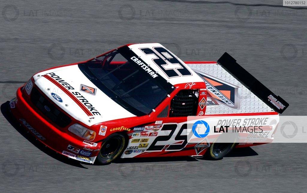 2003 NASCAR Daytona 500 Speedweeks,13,February