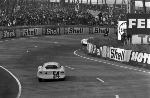 Mike Beckwith / Roger Nathan, Roger Nathan Racing, Costin-Nathan GT-Rootes.