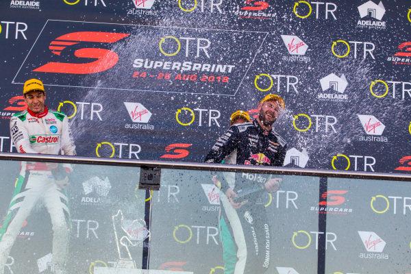 Rick Kelly, Nissan Motorsport Nissan Shane van Gisbergen, Triple Eight Race Engineering Holden