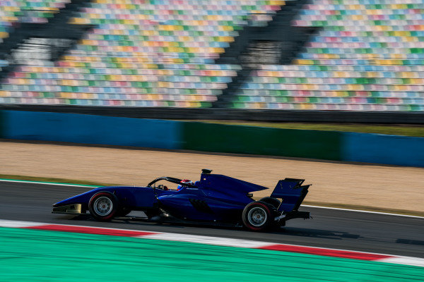 Pedro Piquet BRA Trident