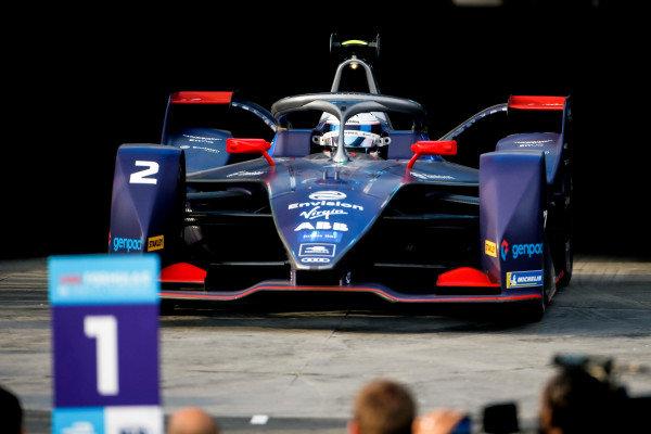 Sam Bird (GBR), Envision Virgin Racing, Audi e-tron FE06, 1st position
