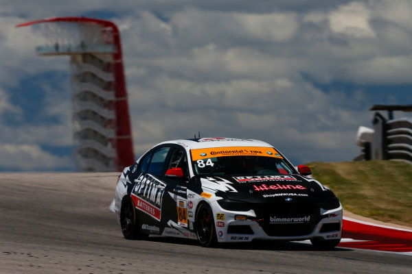IMSA Continental Tire SportsCar Challenge Advance Auto Parts SportsCar Showdown Circuit of The Americas, Austin, TX USA Thursday 4 May 2017 84, BMW, BMW 328i, ST, James Clay, Tyler Cooke World Copyright: Jake Galstad LAT Images