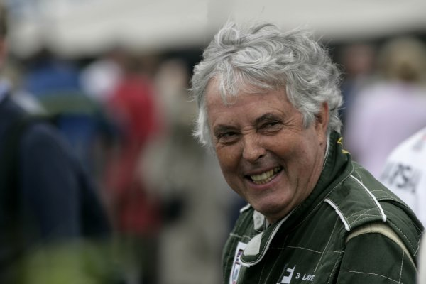 2006 Goodwood Revival Meeting. Goodwood, West Sussex. 2nd - 3rd September 2006 Brian Redman.World Copyright: Gary Hawkins/LAT Photographic ref: Digital Image Only