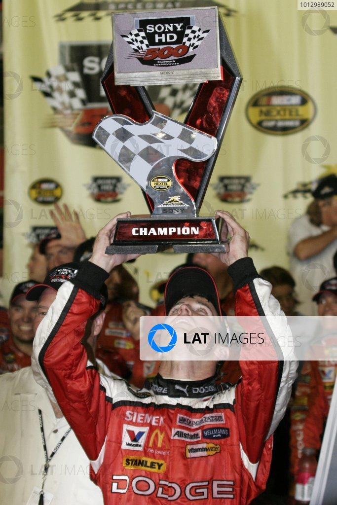 2006 NASCAR Nextel Cup Fontana