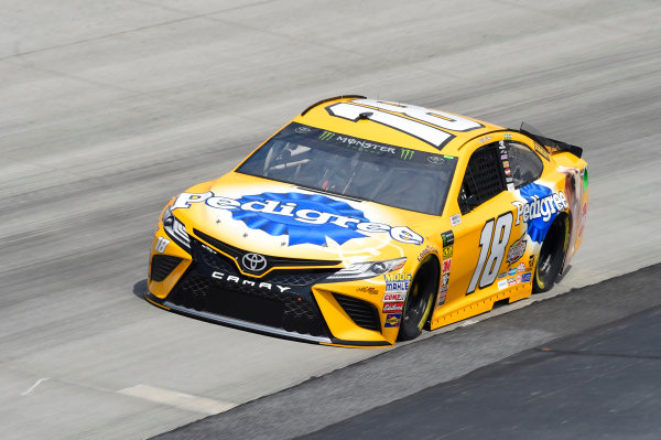 #18: Kyle Busch, Joe Gibbs Racing, Toyota Camry Pedigree