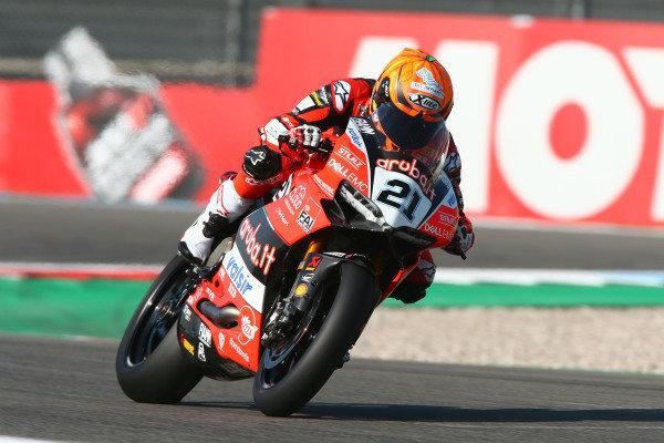 Michael Ruben Rinaldi, Aruba.it Racing-Ducati SBK Team.