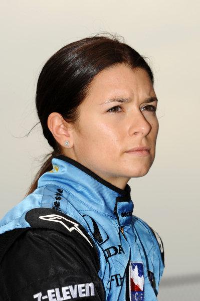 Danica Patrick (USA), Andretti Green Racing.IndyCar Series, Rd3, Road Runner Turbo 300, Kansas Speedway, Kansas, USA. 25-26 April 2009.