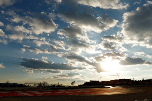 Circuit de Catalunya, Barcelona, Spain Thursday 25 February 2016. World Copyright: Alastair Staley/LAT Photographic ref: Digital Image _79P4916