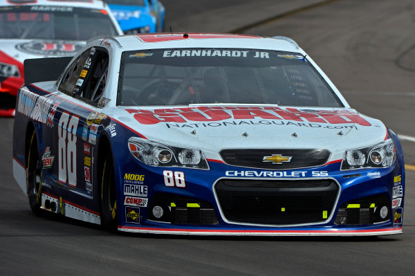 March 1-3, 2013 Avondale, Arizona USA Dale Earnhardt Jr car.(c) 2013, Brian Czobat LAT Photo USA .