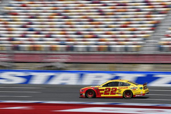 \#22: Joey Logano, Team Penske, Ford Mustang Shell Pennzoil