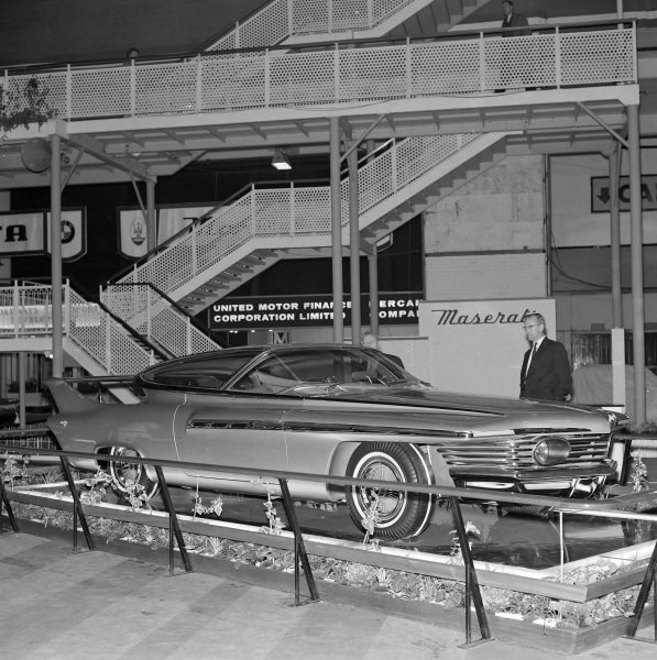 Chrysler Turboflite prototype