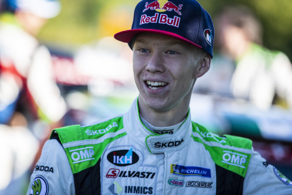 Kalle Rovanpera is the latest superstar of WRC to emerge from Finland