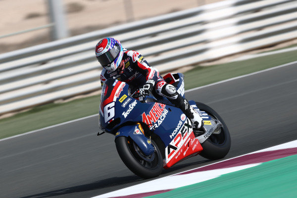 Cameron Beaubier, Moto2, Qatar MotoGP, 26 March 2021