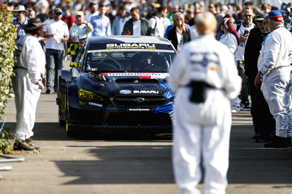 Travis Pastrana, Subaru Imprexa WRX