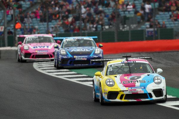 Tio Ellinas  - Porsche