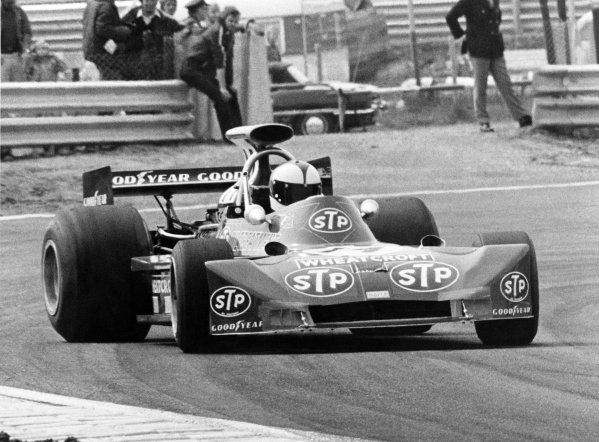 1973 Dutch Grand Prix.Zandvoort, Holland. 29 July 1973.Roger Williamson, March 731-Ford, retired, action.World Copyright: LAT Photographic