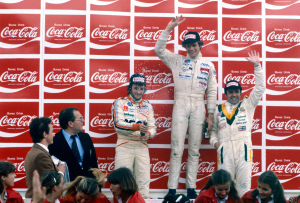 Zolder, Belgium. 22nd June 1980. Rd 7.
