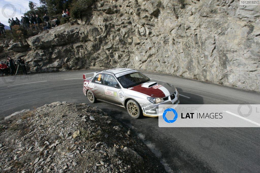 2006 FIA World Rally Champs. Round One,