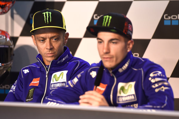 2017 MotoGP Championship - Round 9 Sachsenring, Germany Thursday 29 June 2017 Valentino Rossi, Yamaha Factory Racing World Copyright: Gareth Harford/LAT Images ref: Digital Image 680869