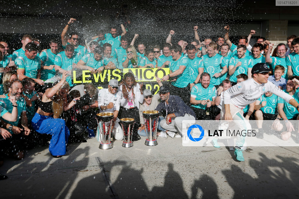 Circuit of the Americas, Austin Texas, USA.