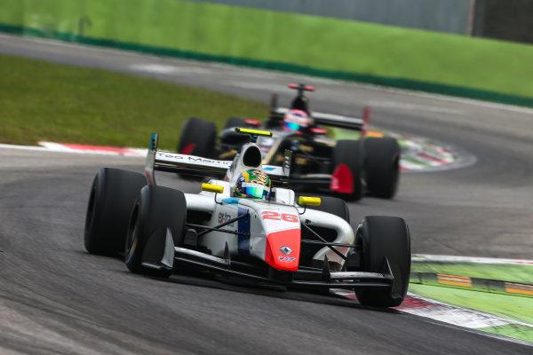 MONZA (ITA) Sept 30-Okt 2-2016 - International GT Open, Euro Formula Open and Formula V8 series 2016 at Autodromo di Monza. Beitske Visser #26 Teo Martin Motorsport. Action. © 2016 Diederik van der Laan  / Dutch Photo Agency / LAT Photographic