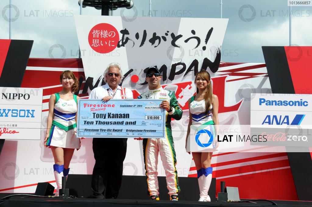 2011 IndyCar Motegi