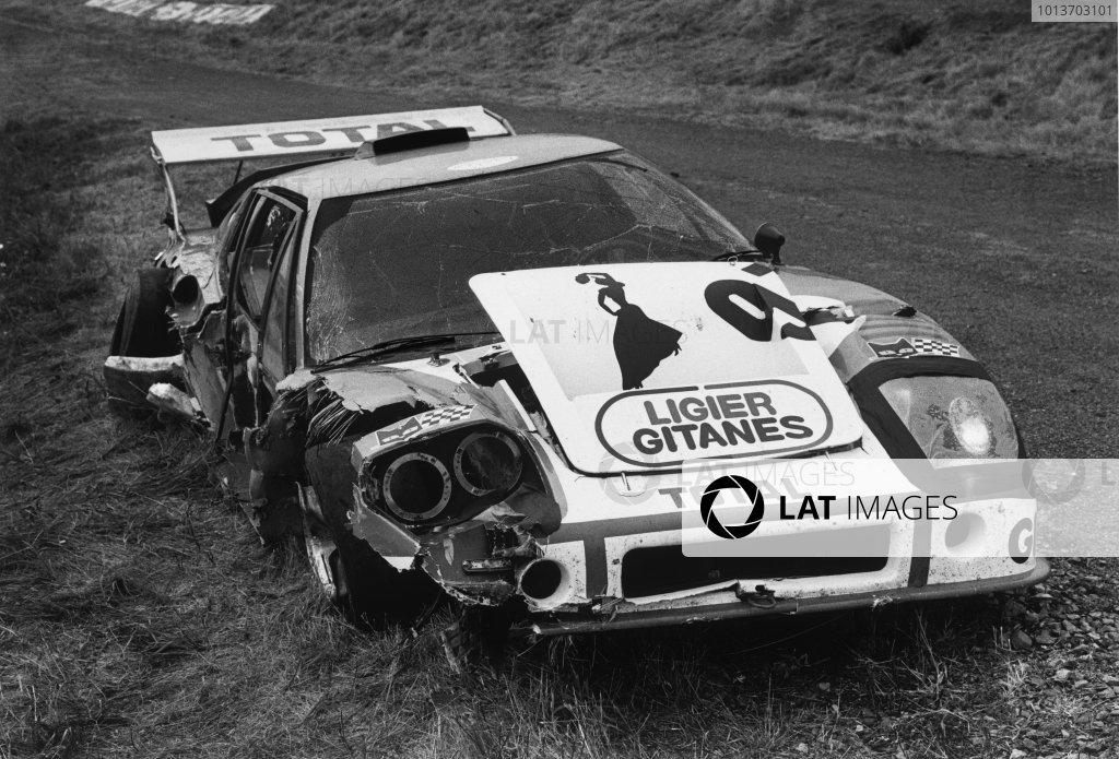 1975 Le Mans 24 hours.