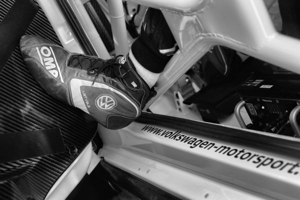 OMP Boot at World Rally Championship, Rd2, Rally Sweden, Preparations and Shakedown, Karlstad, Sweden, 12 February 2015.
