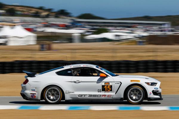 29-30 April, 2016, Monterey, California USA 15, Ford, Shelby GT350R-C, GS, Scott Maxwell, Billy Johnson ?2016, Jake Galstad LAT Photo USA