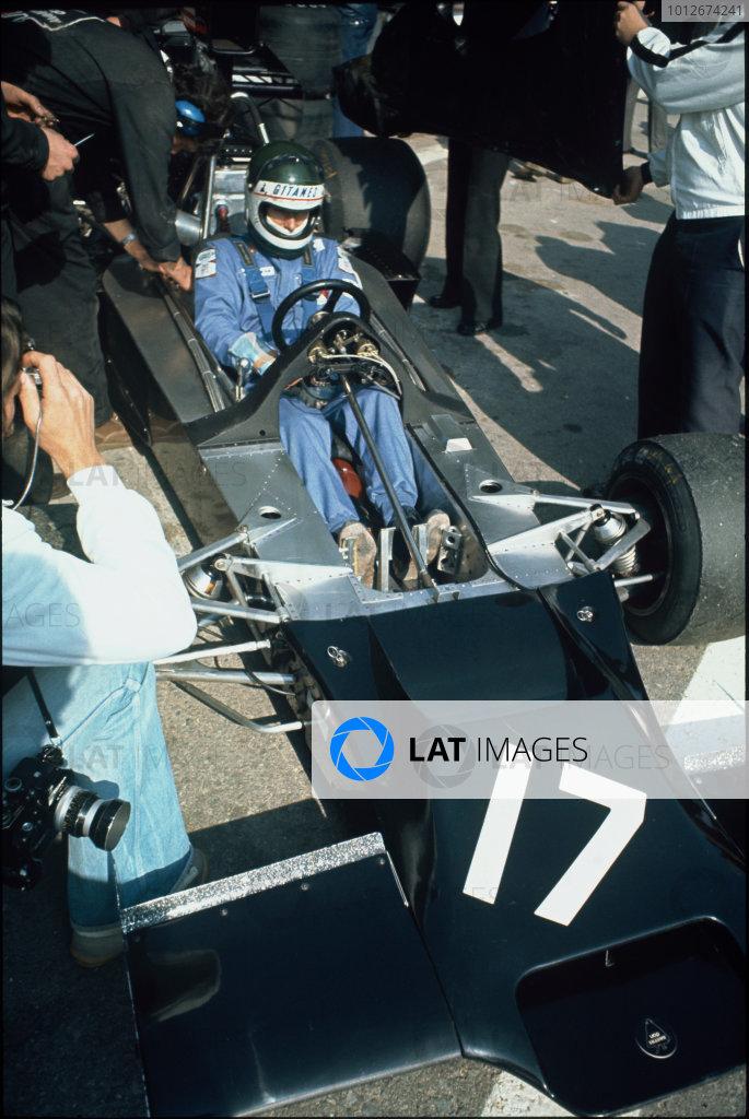 1974 Spanish Grand Prix.
